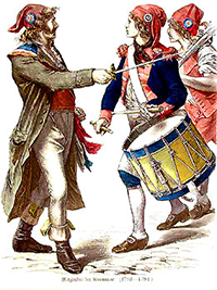 Les Révolutionnaires Sans-Culottes - Carmagnole Liberté