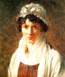 Portrait de Claire Lacombe